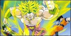 Fight Brolli!!!